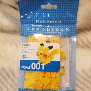 🔥Pokemon Pikachu Nanoblocks